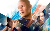 Vin Diesel Vin Diesel XXX Return of Xander Cage ON FINE ART PAPER HD QUALITY WALLPAPER POSTER Fine Art Print