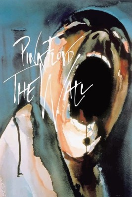 Athah Fine Quality Poster sk Pink Floyd ,The Wall, Album Paper Print