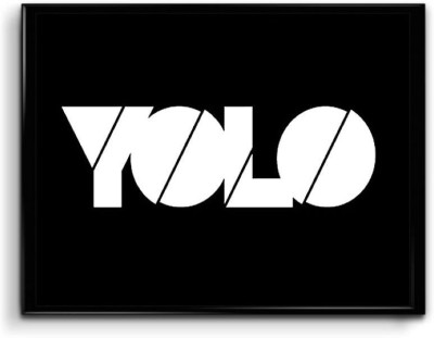 YOLO,Hip Hop Canvas Art