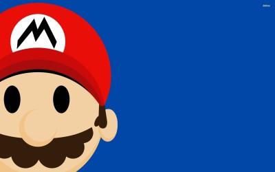 Mario - Super Mario Bros Athah Fine Quality Poster Paper Print