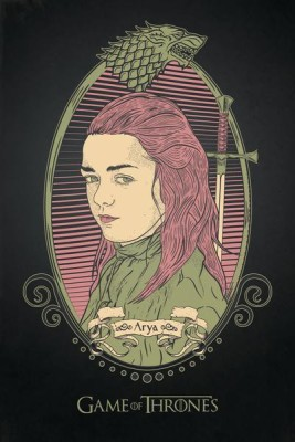 Arya - Laminated Poster Photographic Paper