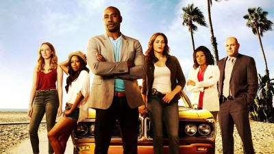Wall Poster TV Show Rosewood Paper Print