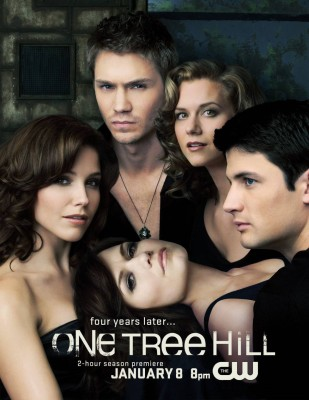 Athah One Tree Hill - Girls Poster Paper Print