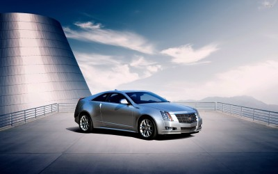 Athah 2011 Cadillac CTS Coupe Poster Paper Print