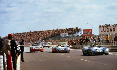 Sports Le Mans HD Wall Poster Paper Print
