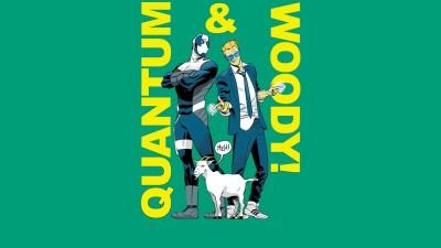 Quantum & Woody Woody HD Wall Poster Paper Print