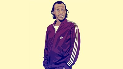 Wall Poster TVShow Game Of Thrones Minimalist Bronn Paper Print