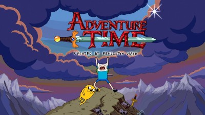 Wall Poster TV Show Adventure Time Paper Print