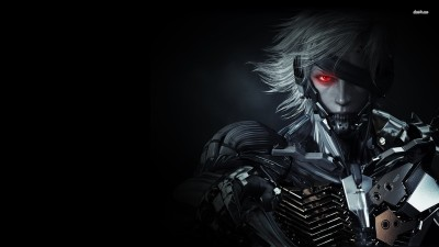 Raiden - Metal Gear Rising Athah Fine Quality Poster Paper Print