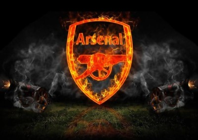 Arsenal Footballl Club Fc Love A4 Cotton Canvas High Quality Printed Poster - Wall Art Print (Size : 8.2 x 11.6) , For Bedroom , Living Room, Kitchen, Office, Room Canvas Art