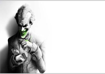 Posterhouzz Joker In Style Paper Print
