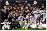 EurekaDesigns Poster Real Madrid F.C Pap...