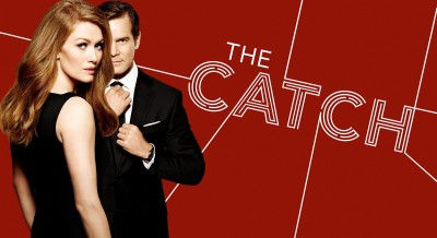 Wall Poster TV Show The Catch Peter Krause Mireille Enos Paper Print