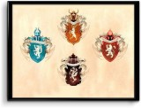 Game of Thrones-The Emblems Canvas Art (...