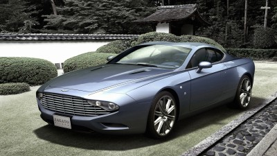 Athah Zagato Aston Martin DBS Poster Paper Print