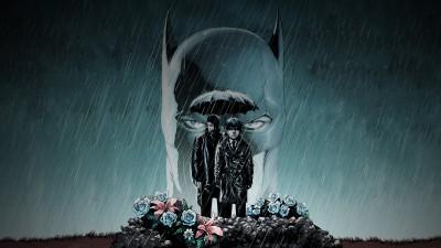 Batman Batman: Earth One HD Wall Poster Paper Print