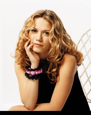 Athah One Tree Hill -Haley James Poster Paper Print