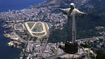 Christ the Redeemer A3 HD Poster Art PNCA25648 Photographic Paper