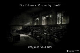 Hungover Future Will Come By Itself Special Paper Poster Paper Print(13 inch X 19 inch, Unframe)