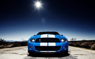Ford Mustang GT CarA3 HD Poster Artshi2238 Photographic Paper