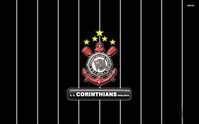 Sport Club Corinthians Paulista Athah Fine Quality Poster Paper Print