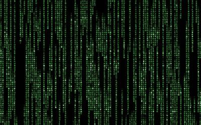 Movie The Matrix Matrix Failure Matrix Code HD Wall Poster Paper Print