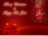 merry christmas and happy new year 2015 ...
