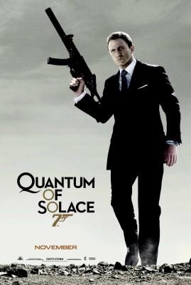 Posterhouzz Poster Quantum of Solace Paper Print