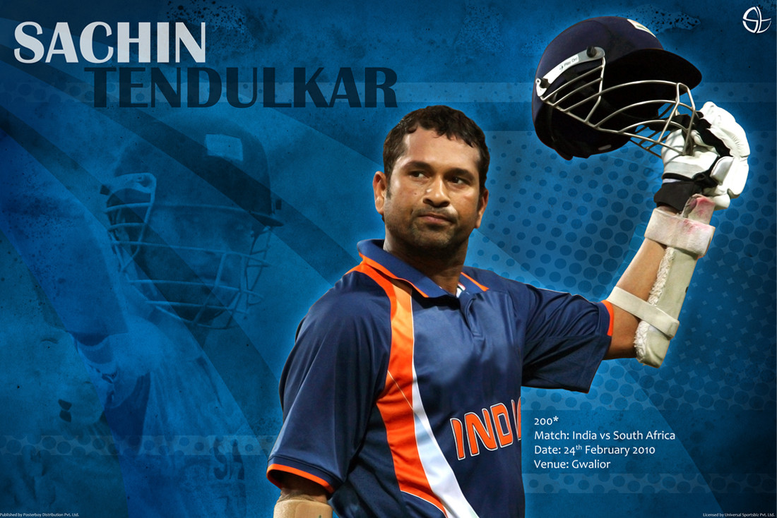my favorite player sachin tendulkar