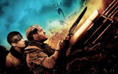 Movie Mad Max: Fury Road Charlize Theron Imperator Furiosa Max Rockatansky Tom Hardy HD Wall Poster Paper Print