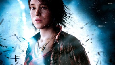 Jodie Holmes in Beyond: Two Souls Athah Fine Quality Poster Paper Print