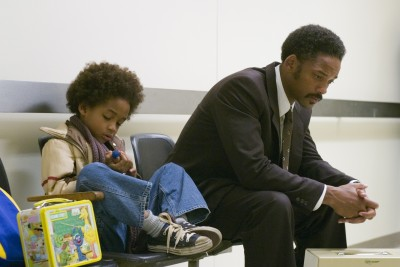 Movie The Pursuit Of Happyness Will Smith Jaden Smith HD Wall Poster Paper Print