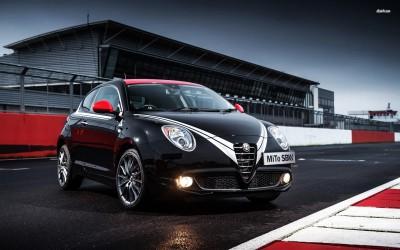 Athah SBK Alfa Romeo MiTo Poster Paper Print