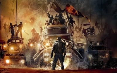 Movie Mad Max: Fury Road Immortan Joe Max Rockatansky HD Wall Poster Paper Print