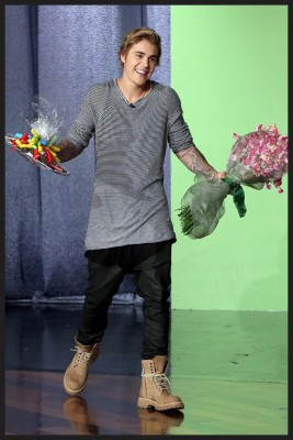 Justin Bieber Photographic Poster Paper Print
