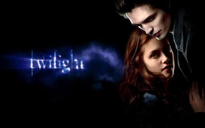 Movie Twilight Bella Swan Edward Cullen Kristen Stewart Robert Pattinson HD Wall Poster Paper Print
