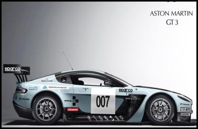 Aston Martin V12 Car Poster Paper Print