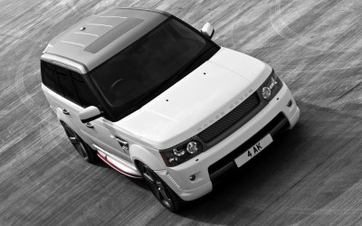 Athah 2011 Project A. Kahn Land Rover Range Rover Poster Paper Print