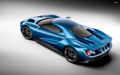 Athah Ford GT Poster Paper Print