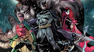 Batman: Detective Batman Robin Batwoman Wall Poster Paper Print