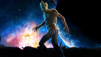 Movie Guardians Of The Galaxy HD Wall Poster Paper Print