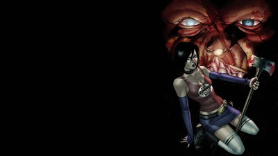 Hack/Slash HD Wall Poster Paper Print