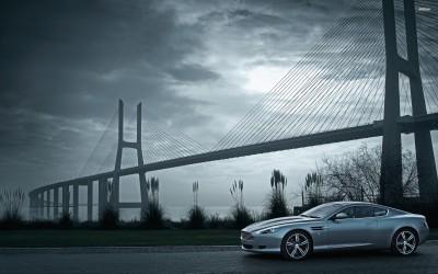 Athah Aston Martin DB9 Poster Paper Print