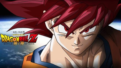 Dragon Ball Z - Battle of Gods Fine Art Print