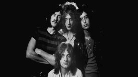 Akhuratha Music Led Zeppelin Band (Music) United Kingdom Wall Poster Fine Art Print(12 inch X 18 inch, Rolled)
