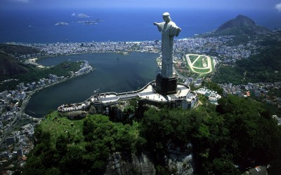 Christ the Redeemer A3 HD Poster Art PNCA25652 Photographic Paper