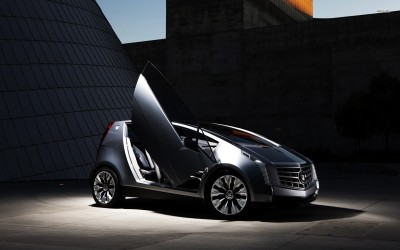 Athah 2010 Cadillac Urban Luxury Concept Poster Paper Print