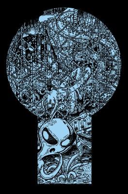 Alien Night Paper Print