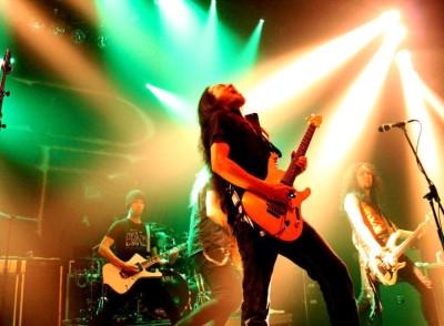 Music Heavy Metal Dragonforce Metal HD Wall Poster Paper Print