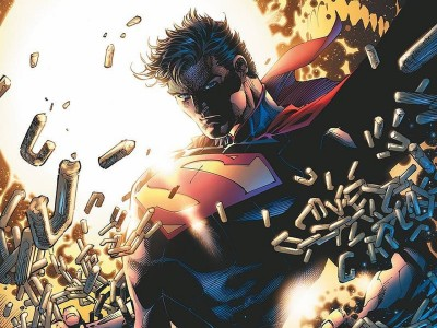 Superman: Unchained Superman HD Wall Poster Paper Print